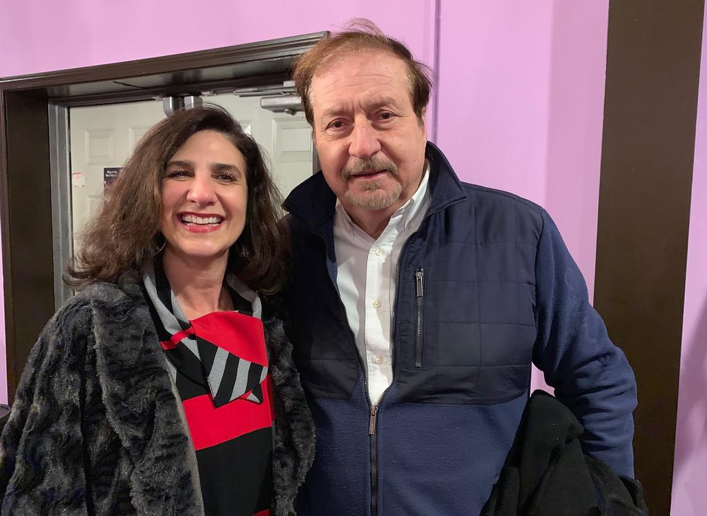 . Tina and Chris Panagiotopoulos of Groton