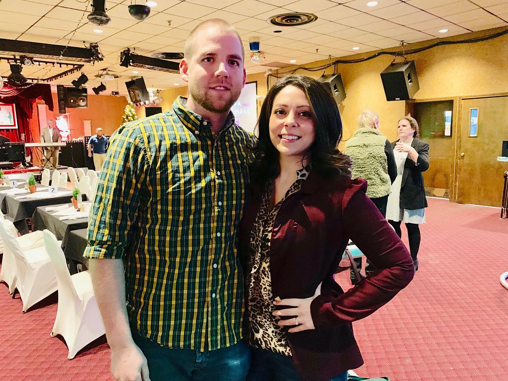 . Ryan Sullivan and Amanda Mallardo, both of Lowell