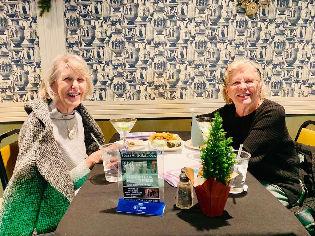 . Sisters Pat Noreau and Molly Sheehy, both of Lowell