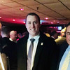 From left, City Manager Kevin Murphy and Conor Baldwin, both of Lowell, and Rodney Conley of North Andover