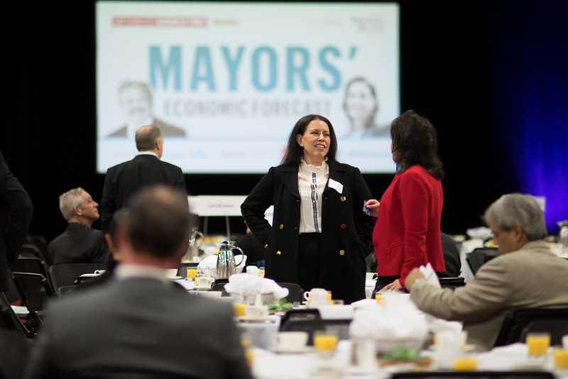 Mayors' Economic Forecast 2017