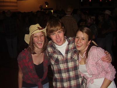 Sadie Hawkins Dance Maysville High 2007