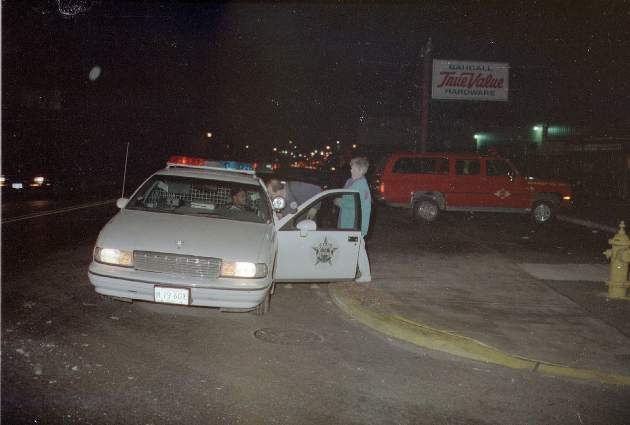 11/7/92  12th & St Charles 502 accident