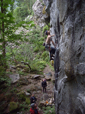 Patrick on 12c For a Day, 12a/b.
