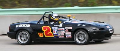 Mazda Miata Race Cars