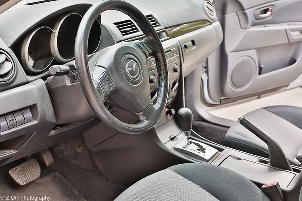 Mazda S3