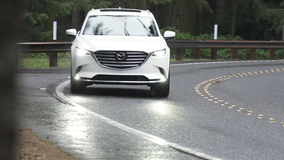 2017 Mazda CX-9 Grand Touring Driving Reel
