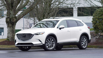 2017 Mazda CX-9 Grand Touring Parked Reel
