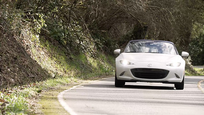 2017 Mazda MX-5 Miata Driving Reel