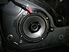 "A closer look at the speaker mounted to the adapter   from  <a href=""http://www.car-speaker-adapters.com/items.php?id=SAK112""> Car-Speaker-Adapters.com</a>  .          I wouldn't have changed my speakers without the adapters."