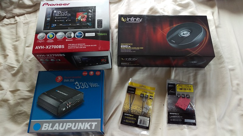 New radio goodies