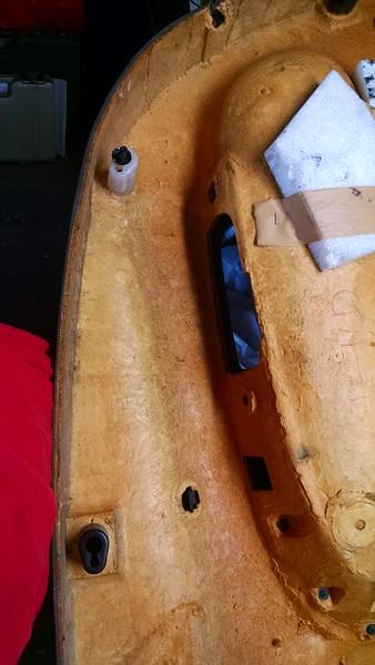 4 Door Panel Mounting