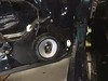 """Driver side speaker and speaker adapter  from <a href=""""http://car-speaker-adapters.com/items.php?id=SAK068""""> Car-Speaker-Adapters.com</a>       installed"""