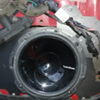 "Aftermarket speaker and speaker adapter bracket from    <a href=""http://www.car-speaker-adapters.com/items.php?id=SAK068""> Car-Speaker-Adapters.com</a>   installed"