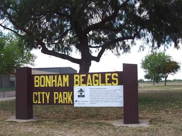 Bonham City/School Park