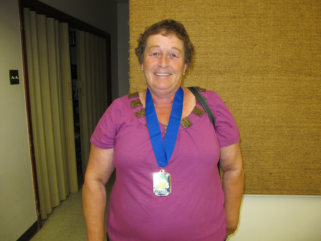 Women's Cribbage 1st Place - Sheryl Doell (Pine to Palm)