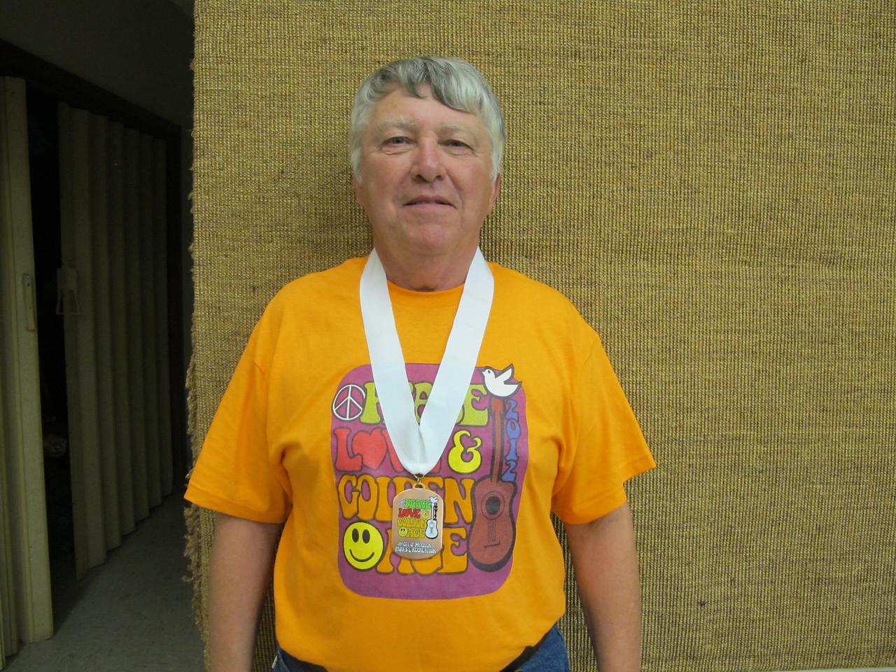 Men's Cribbage 3rd Place - Jack Halpin (Bentsen State Park)