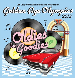 Golden Age Olympics 2013