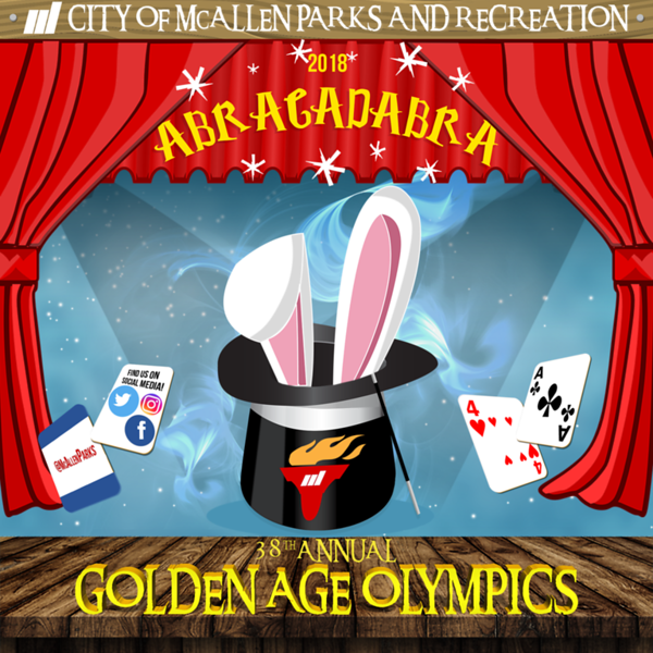Golden Age Olympics 2018