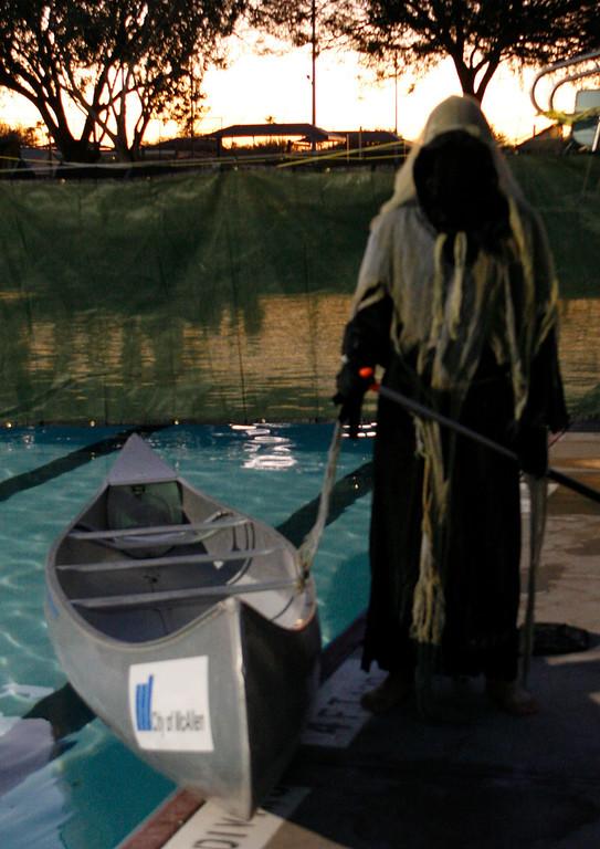 Haunted Pool 2011