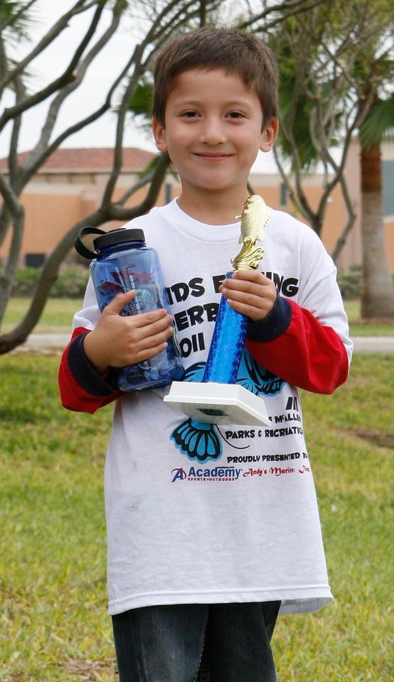 Kids Fishing Derby 2011