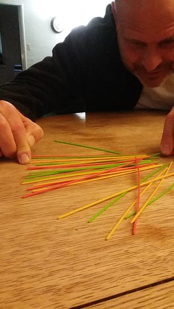 Game Night - Pick up Sticks