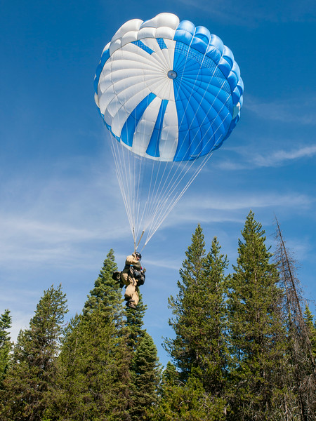 McCall Smokejumpers 2014