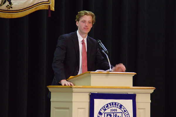 McCallie Chapel Talks