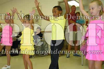 McCance Dancers Perform at PC Nursing Home 08-16-06 008