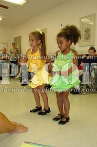 McCance Dancers Perform at PC Nursing Home 08-16-06 010