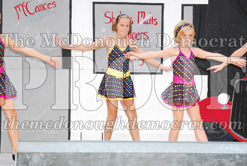 McCance Dance Studio Tribute To The 50's 08-20-08 027