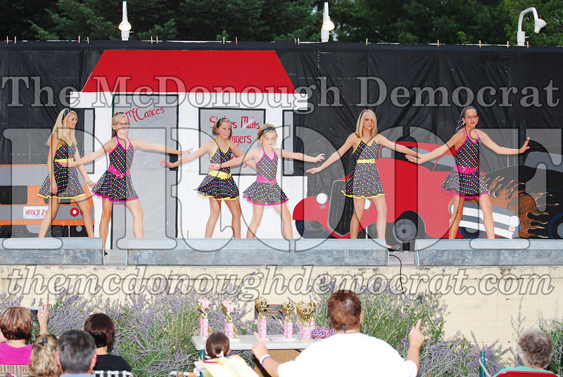 McCance Dance Studio Tribute To The 50's 08-20-08 025