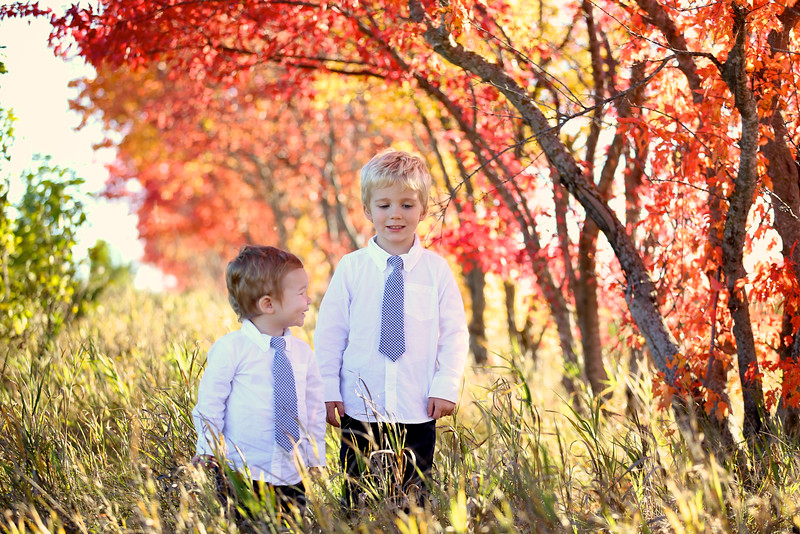 01 Jacob+Wyatt | Nicole Marie Photography