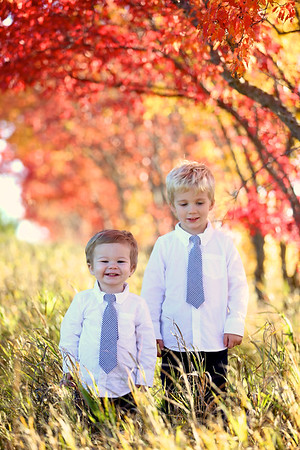 02 Jacob+Wyatt | Nicole Marie Photography