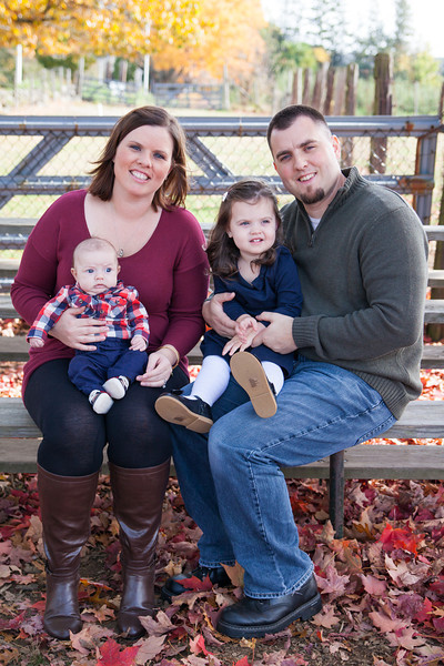 McCollem Family Fall 2013