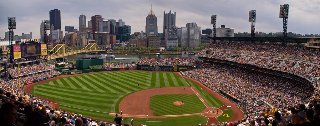 PNC Park, Pittsburgh, PA