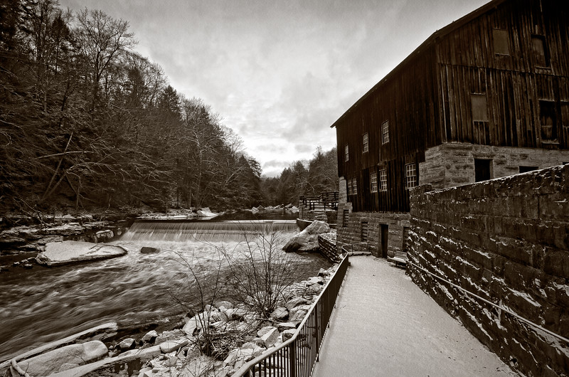 McConnells Mill State Park, PA