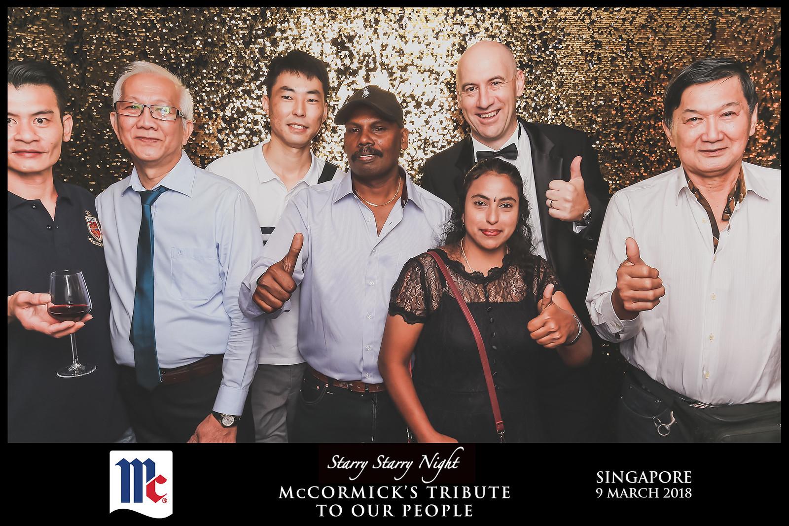 McCormick (Singapore)   © www.SRSLYPhotobooth.sg