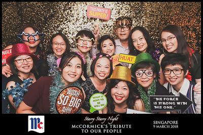 McCormick (Singapore) | © www.SRSLYPhotobooth.sg