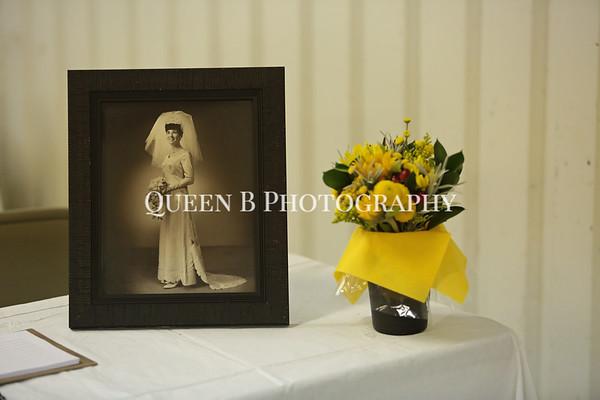 McCowen 50th Wedding Anniversary