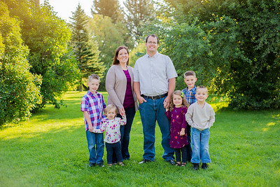 McCulloch Family 2017