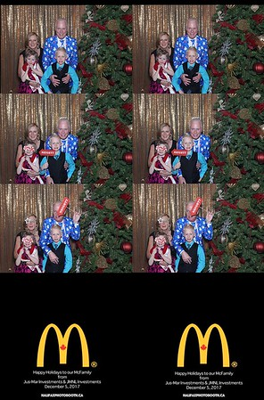 McDonalds Holiday Party Dec 5