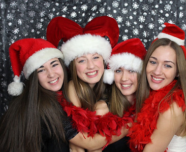 McDonald's Christmas Party Favorite Photos