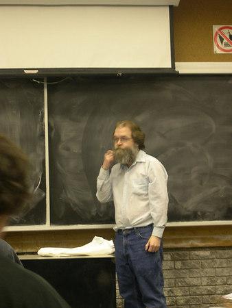 Prof Loveys