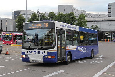 McGills Greenock 5506 Buchanan Bus Station Glasgow Jul 19