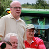 U.S. Congressman Jim McGovern was in the area on Wednesday doing his 2018 Farm Tour. He was discussing the 2018 farm bill and highlighting the uncertainty facing farmers following President Donald Trump's Administration's Tariffs. McGovern visited Sholan Farms in Leominster around noon during his tour. McGovern listens to Sholan Farms President Joanne Dinardo as she give a tour of the farm to the congressman and other state and local officials during the his visit.SENTINEL & ENTERPRISE/JOHN LOVE