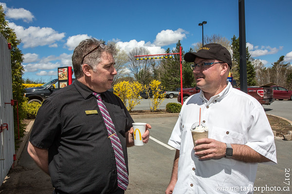 McHappy Day, Macdonald's New Minas 2017