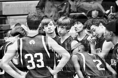 McIntosh Freshman Boys Basketball 2014