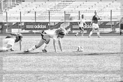 McIntosh JV Girls Soccer 2014