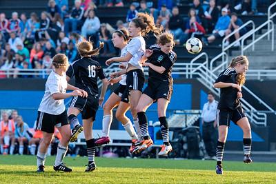 McIntosh Girls Soccer (9G-JV-Varsity) 2014